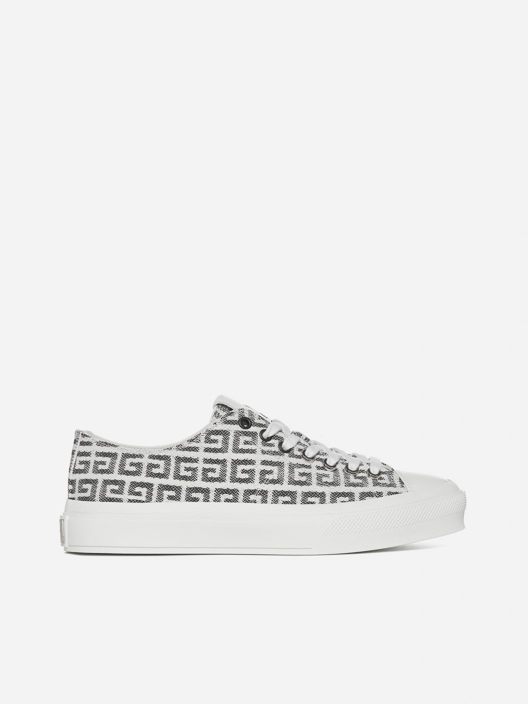 Sneakers City low in jacquard 4G