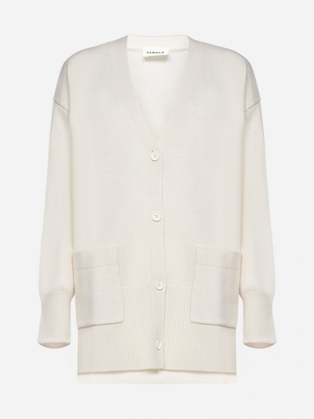 Like wool and cashmere cardigan