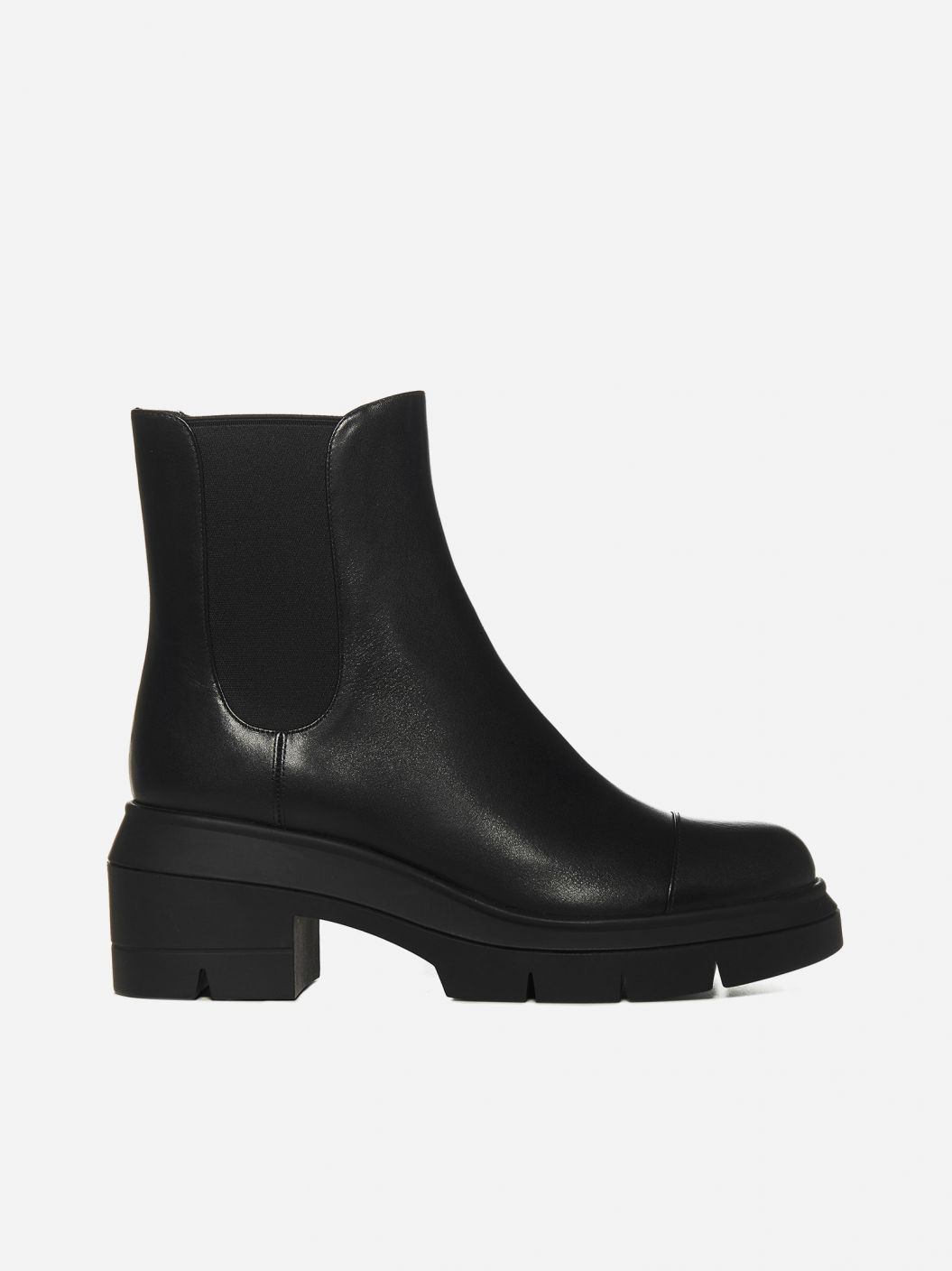 Norah leather Chelsea boots