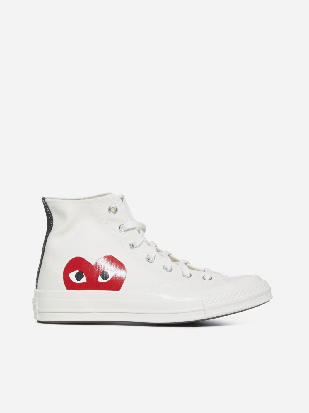 Sneakers Chuck Taylor in tela con stampa Heart