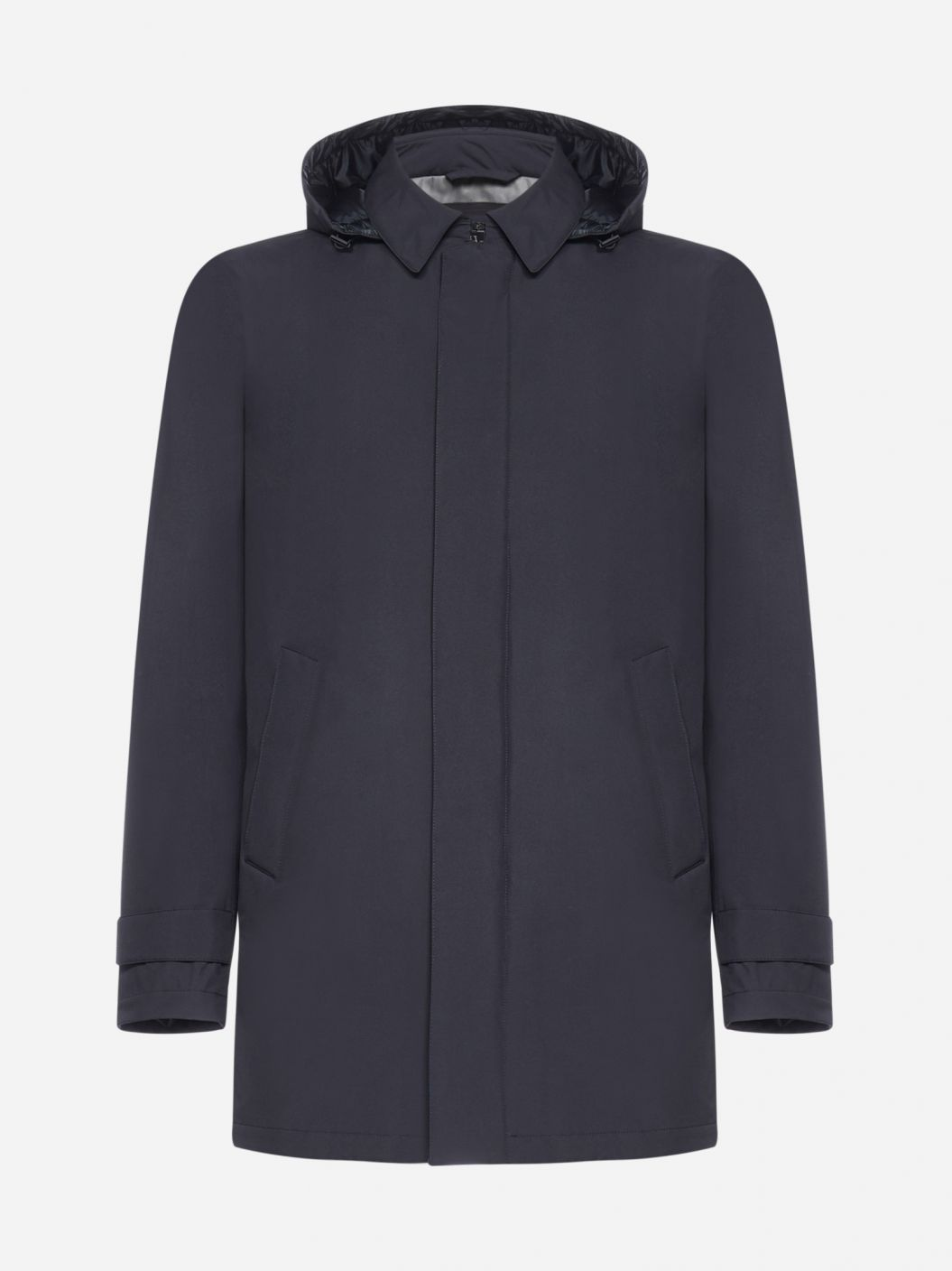 Gore-Tex 2 Layers hooded parka