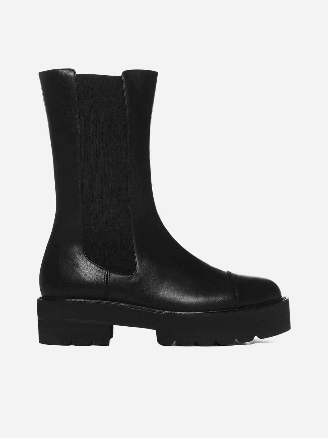 Presley leather Chelsea boots