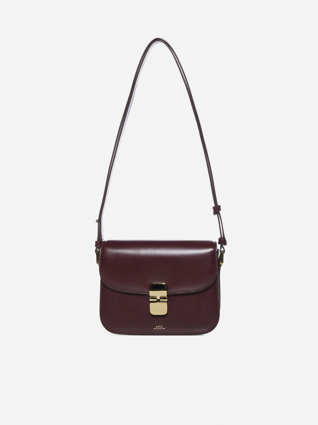 Grace small leather bag