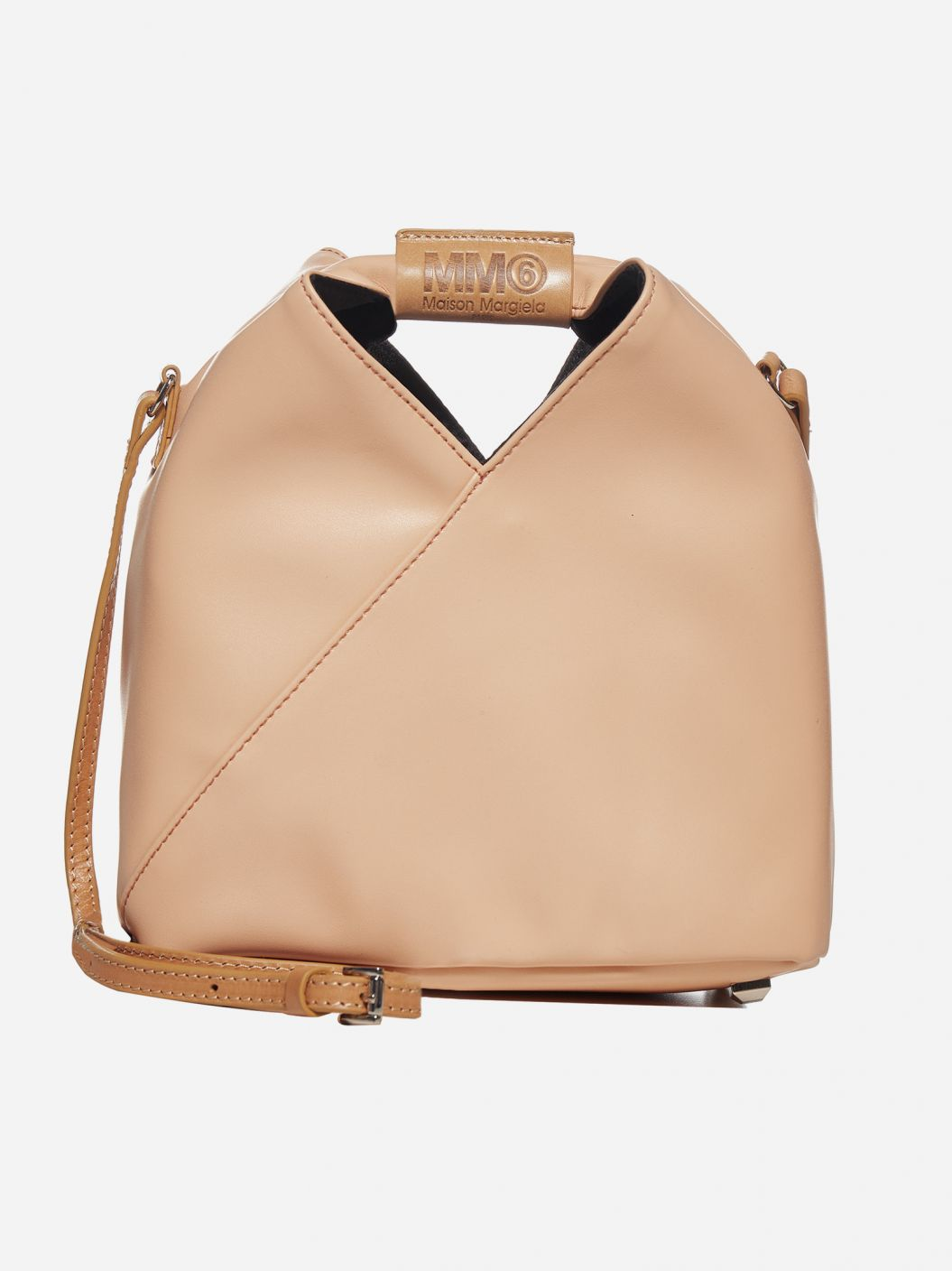 New Japanese faux-leather bag
