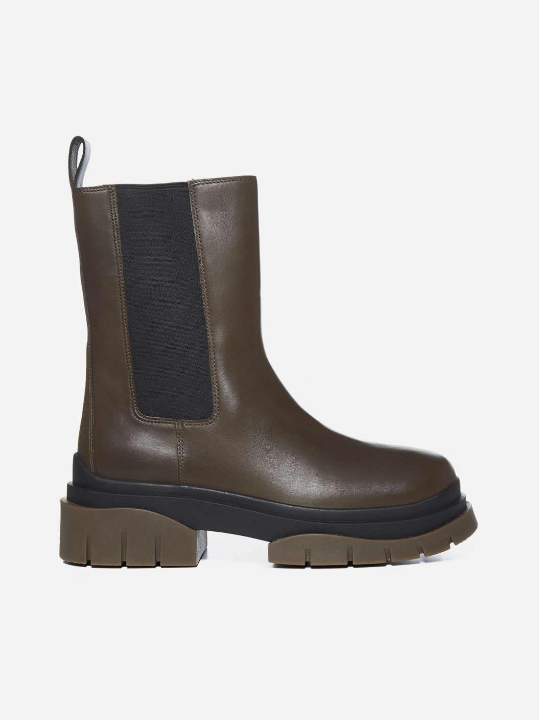 Storm leather Chelsea boots