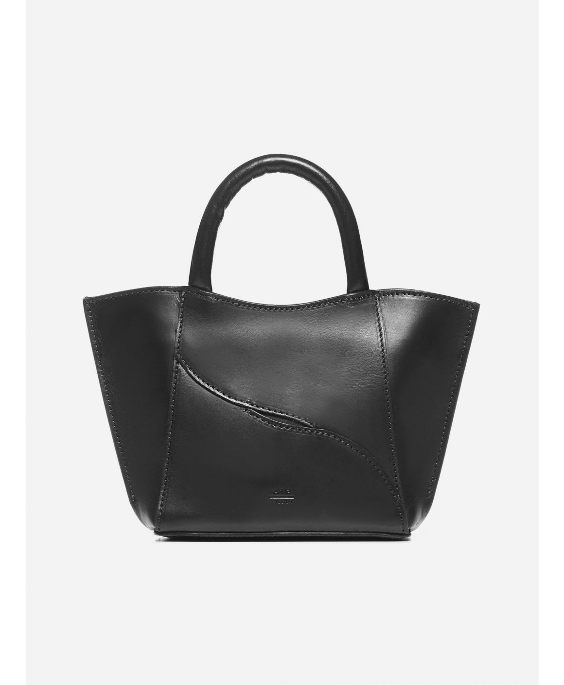 Leuca mini calfskin bag