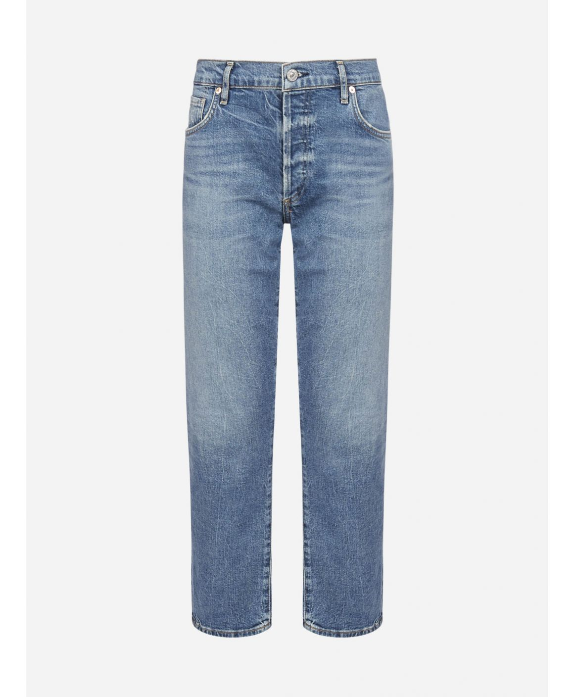 Emerson slim-fit boyfriend jeans