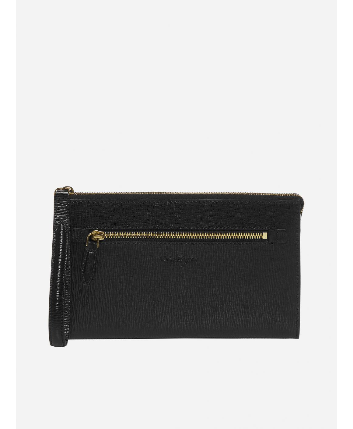 Revival leather pouch