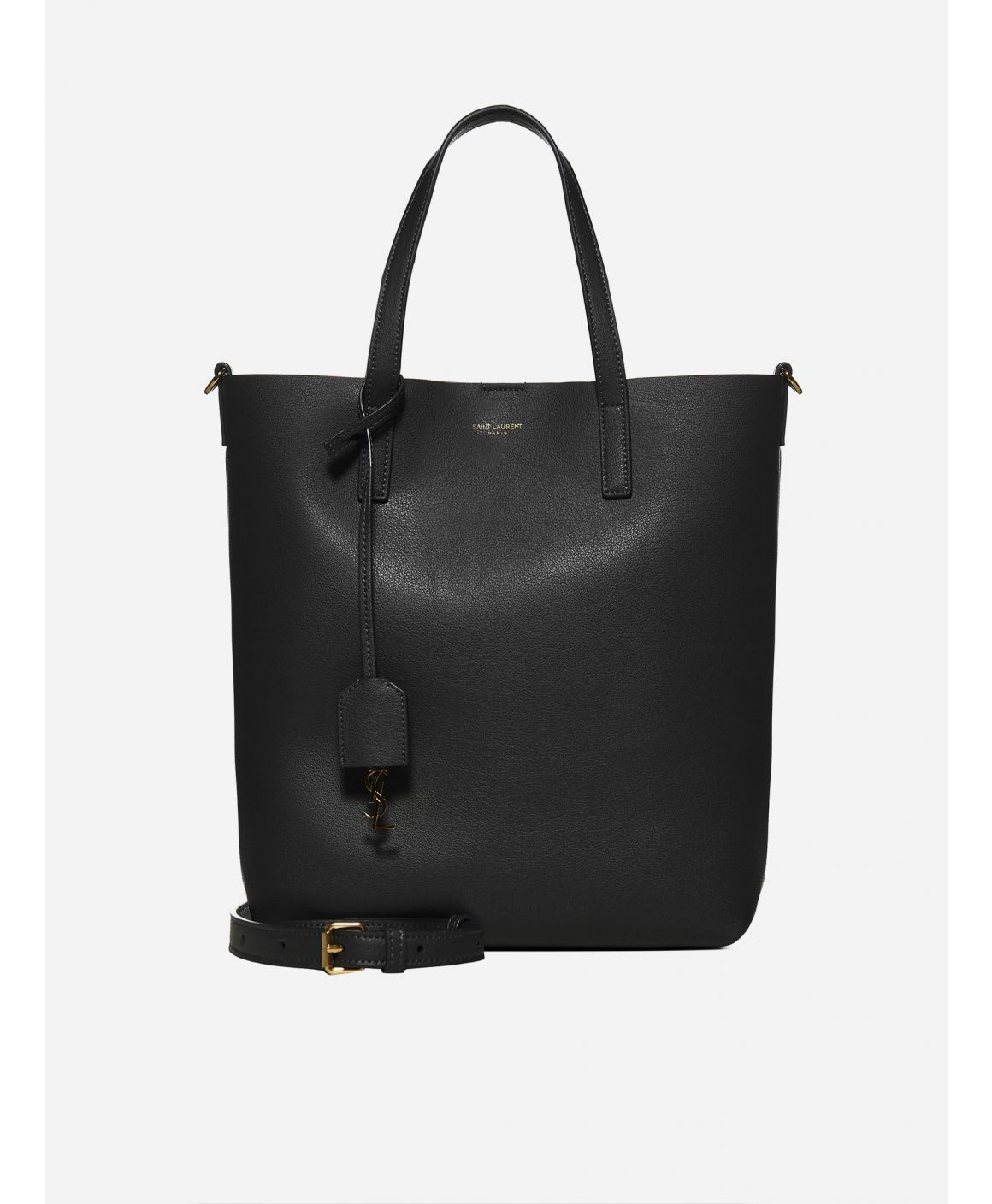 Toy leather tote bag