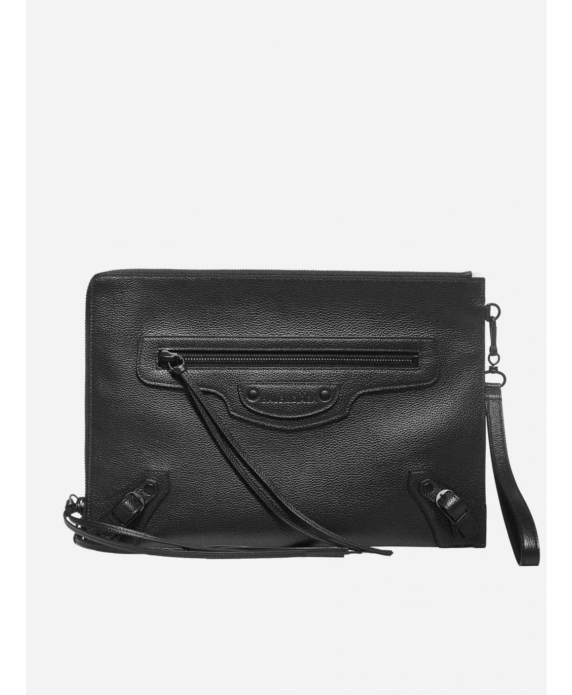 Neo Classic leather pouch