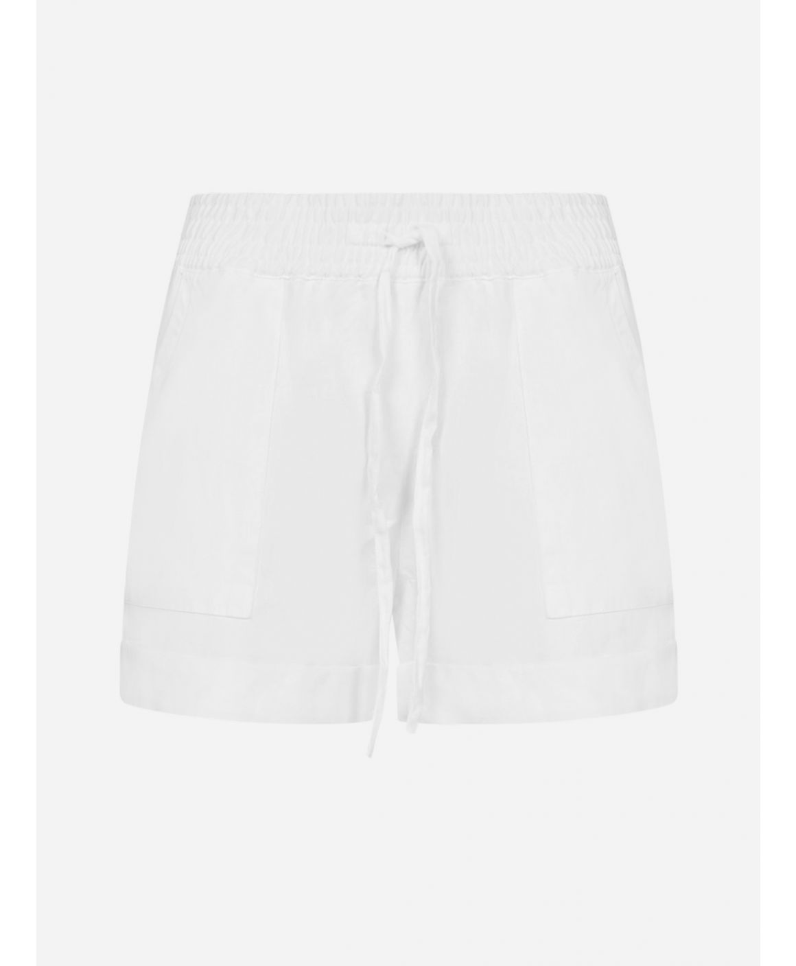 Sam Patch lyocell and linen shorts