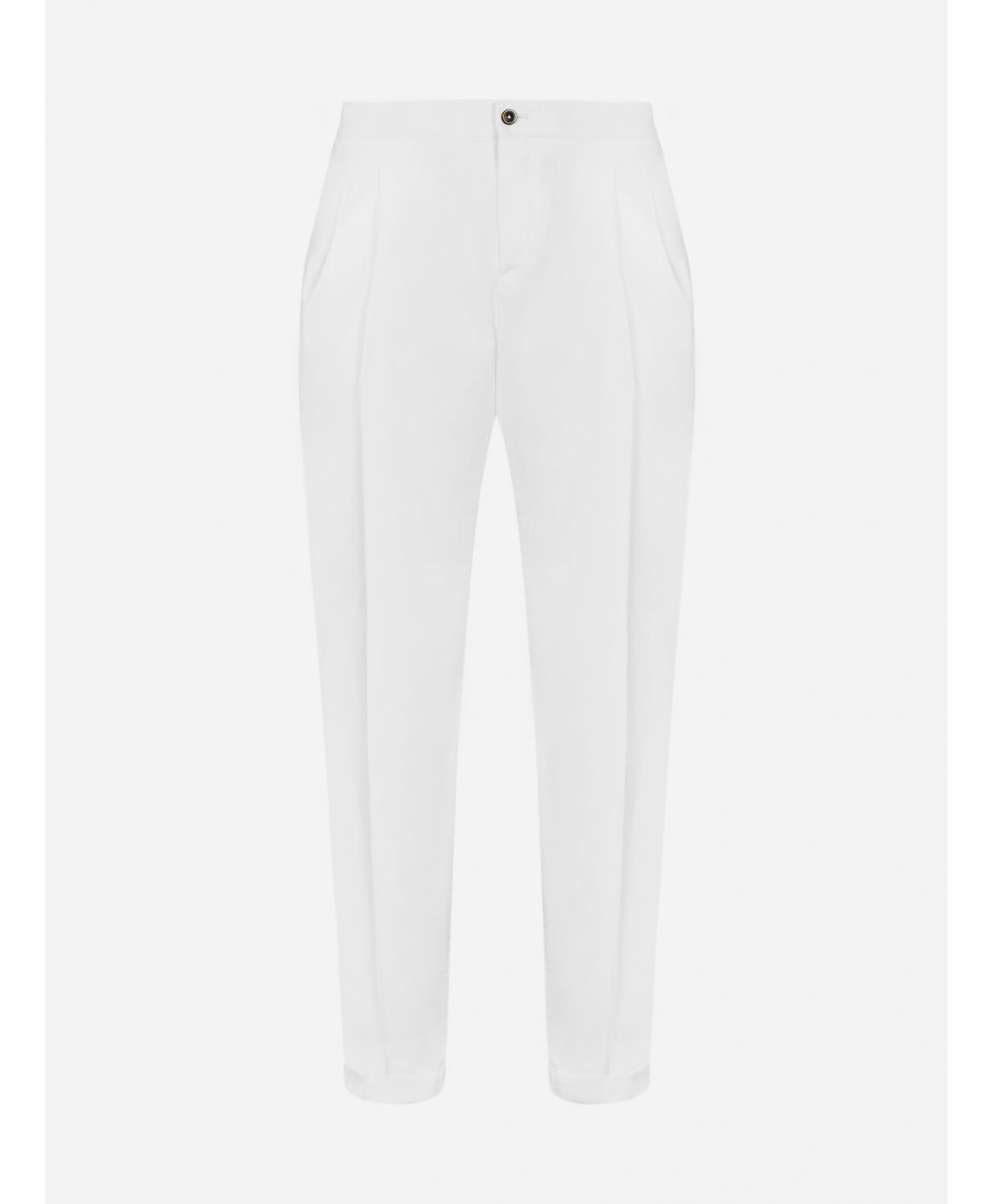 Business Sonny stretch cotton trousers