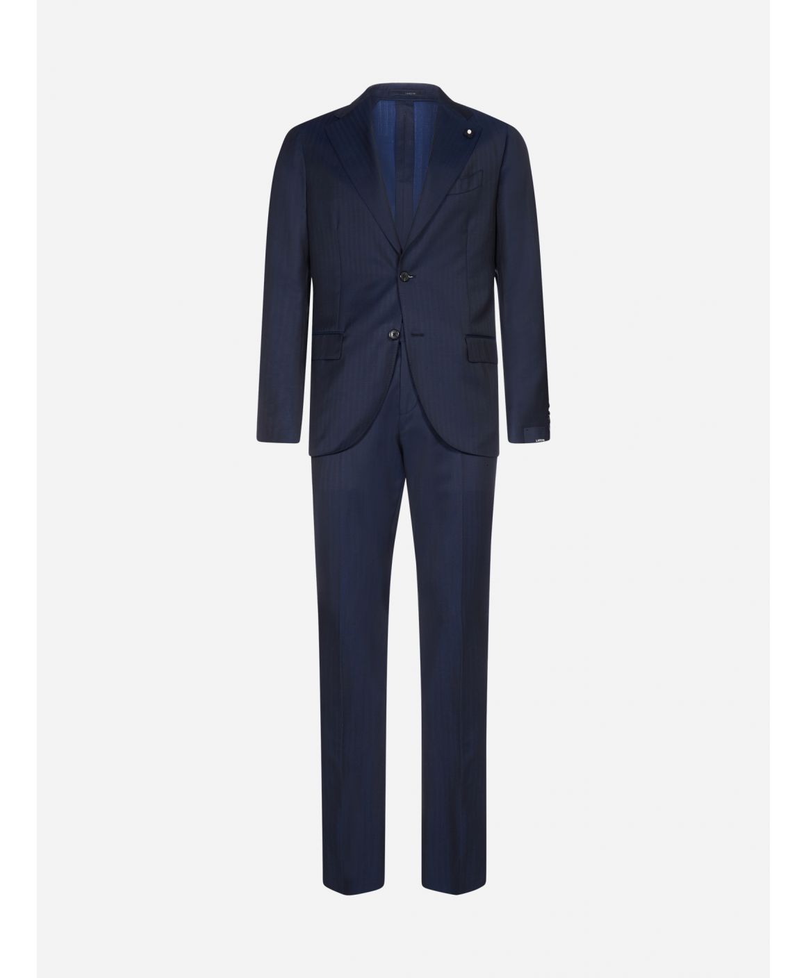 2-pieces wool suit