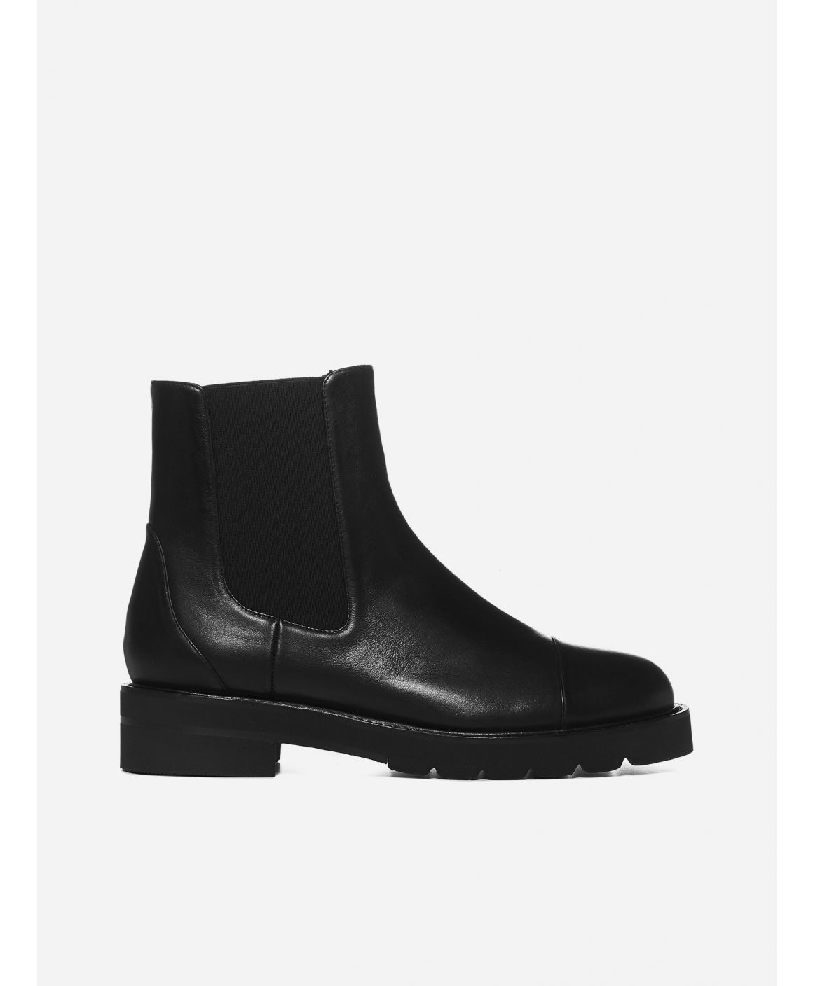Frankie leather Chelsea boots