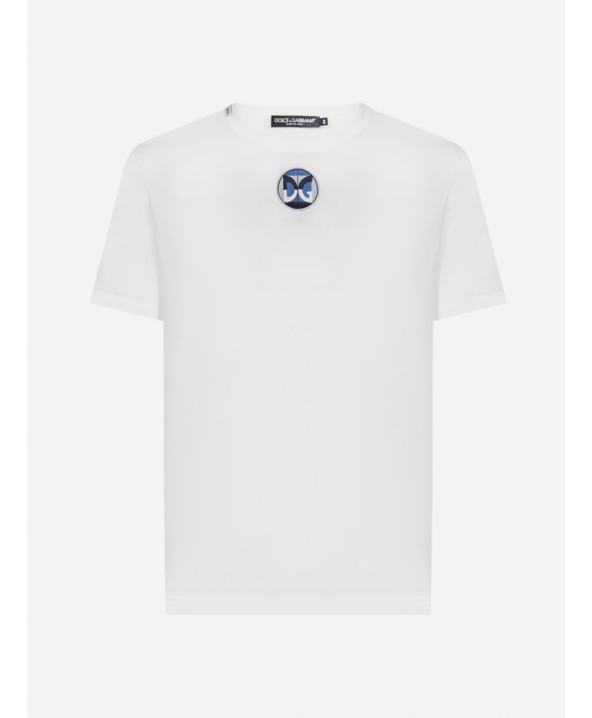 DG logo cotton t-shirt