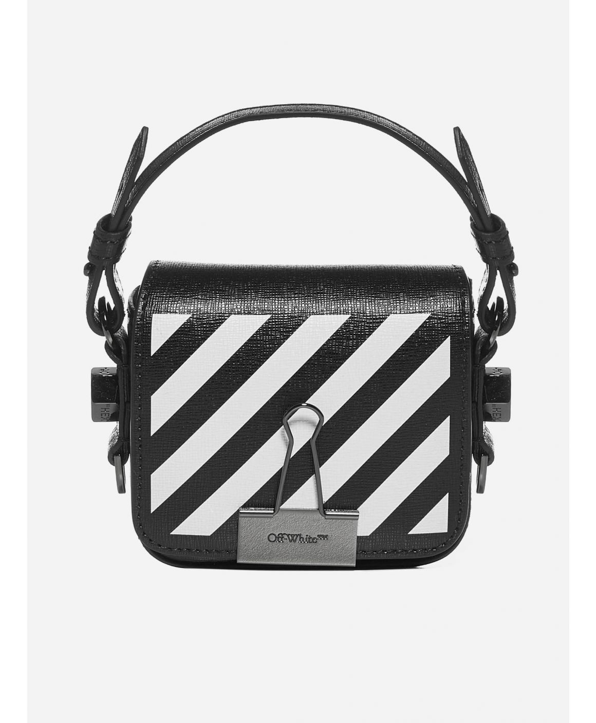 Diag Baby Flap leather bag