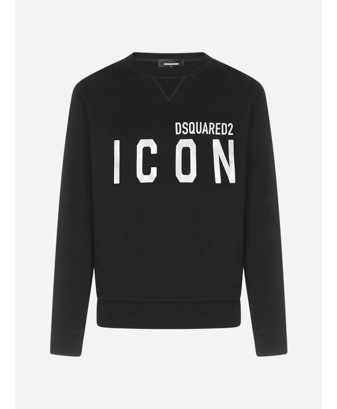 Icon reflective cotton sweatshirt